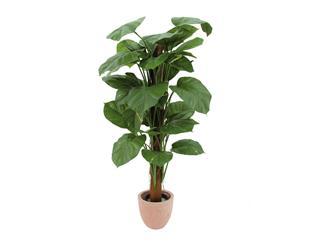 Europalms Riesenpothos, grün-gelb, 150cm - Kunstpflanze