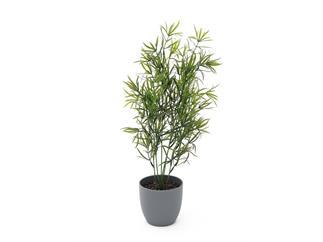 Europalms Asparagus, 50cm, Kunstpflanze