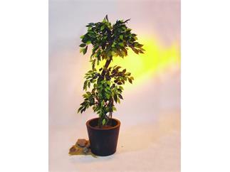 Ficus Waldbaum 150cm, Kunstpflanze