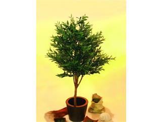 Olivenbaum 1-stämmig 130cm, Kunstpflanze