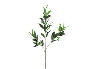 Europalms Ficuszweig 12x Kunstpflanze