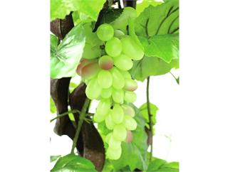 Rebstock / Weinstock mit Trauben 1.60m, Kunstpflanze