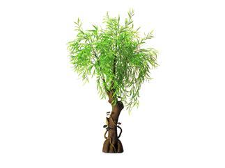 Europalms Trauerweide, 200cm - Kunstpflanze