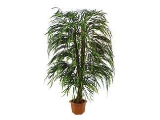 Europalms Weidenbaum Multiblatt, 215cm - Kunstpflanze