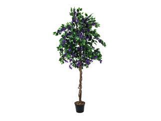 Europalms Bougainvillea, lavendel, 150cm - Kunstpflanze