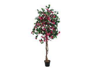 Europalms Bougainvillea, rot, 180cm - Kunstpflanze