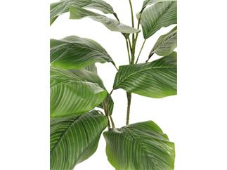 Europalms Immergrün, 3 Äste, 90cm - Kunstpflanze