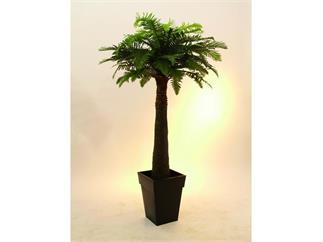 Farnpalme (1-stämmig)    180cm, Kunstpflanze