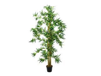 Bambus Multistamm 150cm, Kunstpflanze