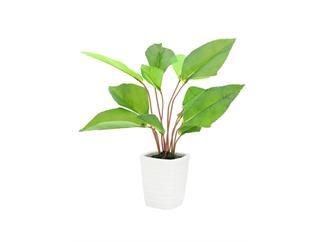 Europalms Fächerblatt, 45cm, Kunstpflanze