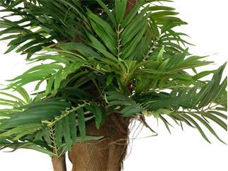 EUROPALMS Areca Palme, Kunstpflanze, 140cm