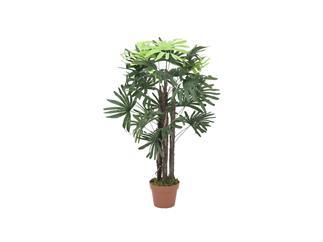 Europalms Rhaphispalme, 90cm - Kunstpflanze