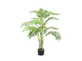 Europalms Areca Palme, 120cm - Kunstpflanze