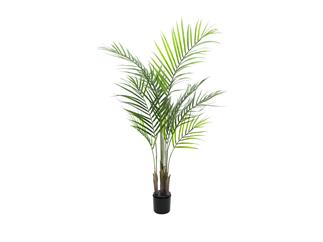 Europalms Großblatt-Areca, 125cm - Kunstpflanze