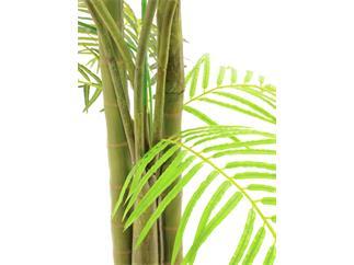 Europalms Areca Palme, 3-stämmig, 210cm - Kunstpflanze