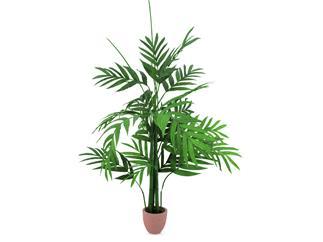 Europalms Areca Palme, 230cm - Kunstpflanze