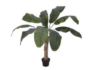 Europalms Bananenbaum, 100cm - Kunstpflanze