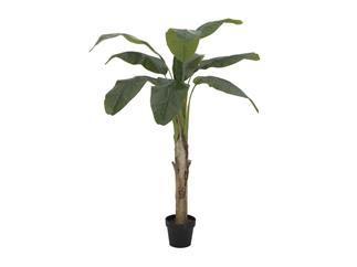 Europalms Bananenbaum, 145cm - Kunstpflanze