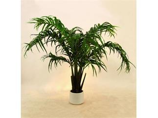 EUROPALMS Cocosstaude 230cm, Kunstpflanze