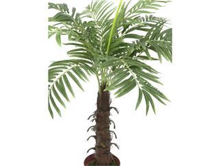 Europalms Kokospalme mit 12 Wedeln, 90cm, Kunstpflanze