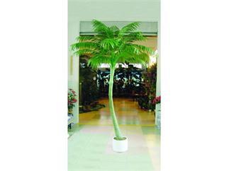 Europalms Palme, 1-stämmig, 300cm, Kunstpflanze