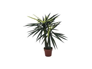 Europalms Europalms Yucca, 2-stämmig, 115cm - Kunstpflanze