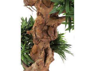 Europalms Bonsai-Palmenbaum, 120cm - Kunstpflanze