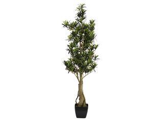 Europalms Steineibe, 115cm - Kunstpflanze