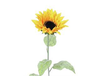 Sonnenblume, 110cm, Kunstpflanze