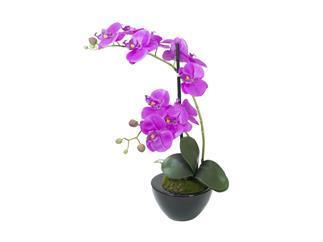 Europalms Orchideen-Arrangement 4 - Kunstpflanze