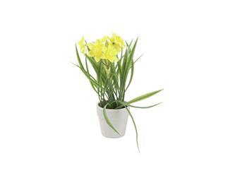 Europalms Narzisse, 22cm - Kunstpflanze