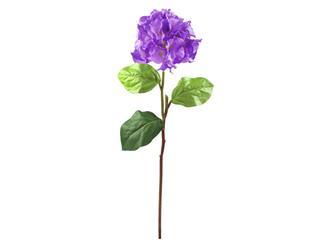 Europalms Hortensienzweig, lavendel, 76cm - Kunstpflanze