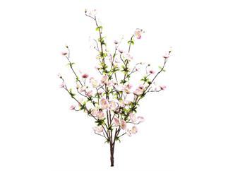 EUROPALMS Kirschzweig, pink, 60cm, Kunstpflanze