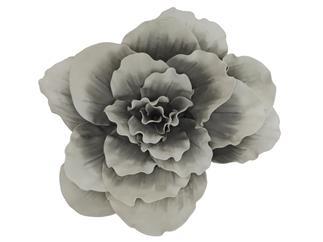 Europalms Riesen Blüte (EVA), steingrau, 80cm - Kunstpflanze