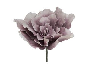 Europalms Riesen Blüte (EVA), rose, 80cm - Kunstpflanze