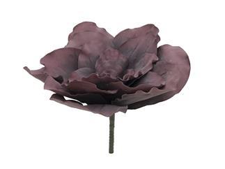 Europalms Riesen Blüte (EVA), altrosa, 80cm - Kunstpflanze