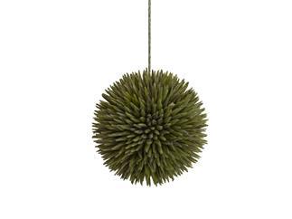 Europalms Sukkulenten Kugel (EVA), grün, 20cm - Kunstpflanze