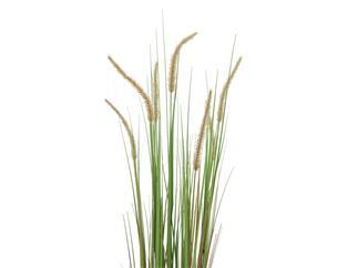 Europalms Lampenputzergras, 120cm - Kunstpflanze