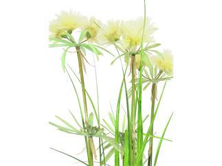 Europalms Sterngras, 120cm - Kunstpflanze