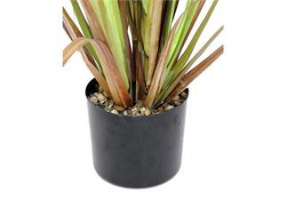 Schilfrohr, mit Binsen, 120cm, Kunstpflanze