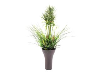 Europalms Grasarrangement, 90cm - Kunstpflanze