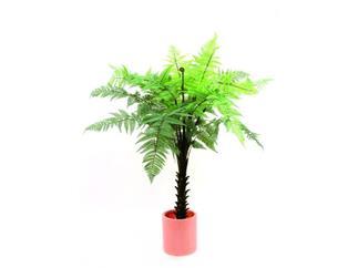 Rippenfarngewächs 12 Wedel 324 Bl 180cm, Farnpalme, Kunstpflanze