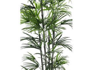 Europalms Fächer Palm Setzling, 150cm für den Außenbereich, Kunstpflanze