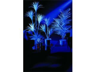 Yucca 4fach 180cm uv-white, Kunstpflanze