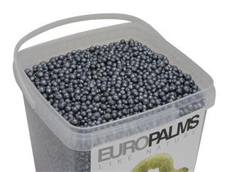 Europalms Blähton-Kugeln, beluga, 5,5l Eimer