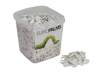 Europalms Deko-Holz, perle, 5,5l Eimer