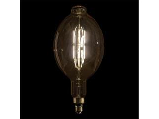 Showtec LED Filament Bulb BT180, E27, 6W, 180x360mm, dimmbar