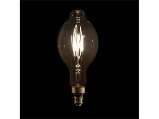 Showtec LED Filament Bulb BT118, E27, 6W, 118x258mm, dimmbar