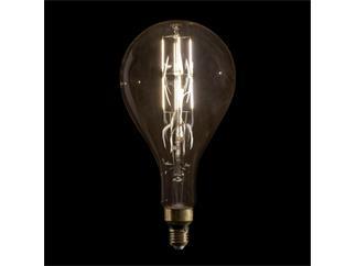 Showtec LED Filament Bulb PS160 (PS52), E27, 6W, 160x300mm, dimmbar