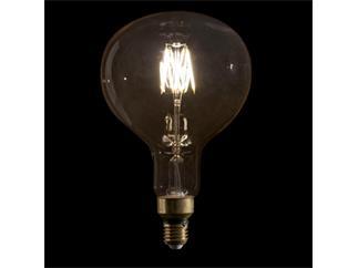 Showtec LED Filament Bulb R160, E27, 6W, 160x245mm, dimmbar